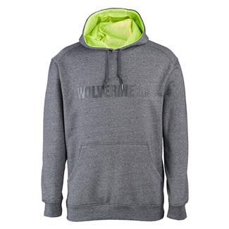 Wolverine Marauder Hoodie Granite Heather