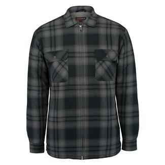 Wolverine Marshall Shirt Jac Dark Gray Plaid