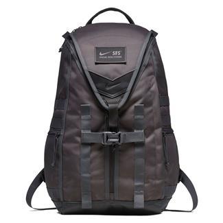 NIKE SFS Recruit Training Backpack Dark Gray / Black