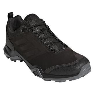 Adidas Terrex Brushwood Leather Night Brown / Gray Five