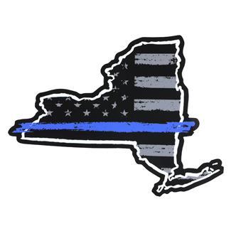 TG TBL New York Sticker