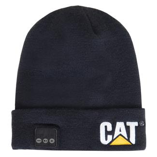 CAT Bluetooth Beanie Black