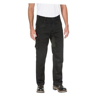 CAT Operator Flex Trouser Black