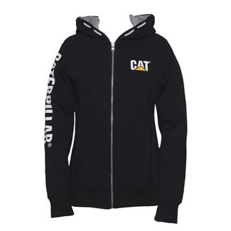 CAT Marie H2O Zip Sweatshirt Black