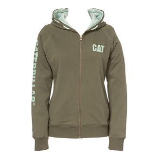 CAT Marie H2O Zip Sweatshirt Cypress