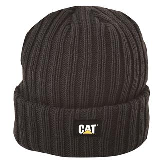CAT Rib Watch Cap Black