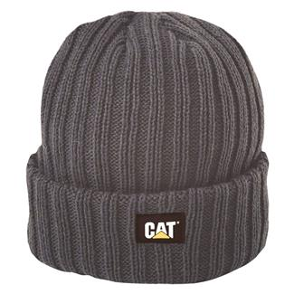 CAT Rib Watch Cap Graphite