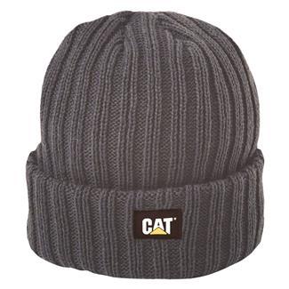 CAT Rib Watch Cap Graphite