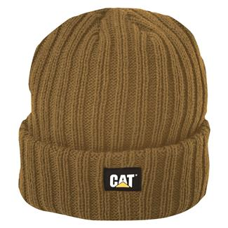CAT Rib Watch Cap Bronze