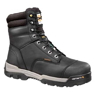 "Carhartt 8"" Ground Force 400G CT WP Black"