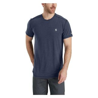 Carhartt Force Extremes T-Shirt Navy Heather