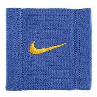 NIKE Dri-FIT Reveal Wristbands Rush Blue / Amarillo