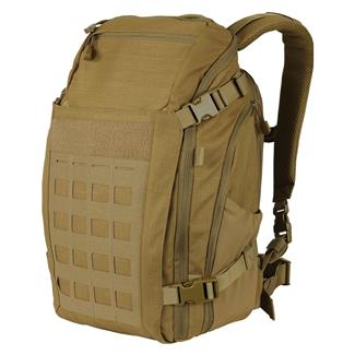 Condor Solveig Assault Pack Coyote Brown
