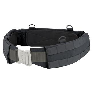 Condor Slim Battle Belt Black