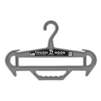 Tough Hook Tough Hanger Gray
