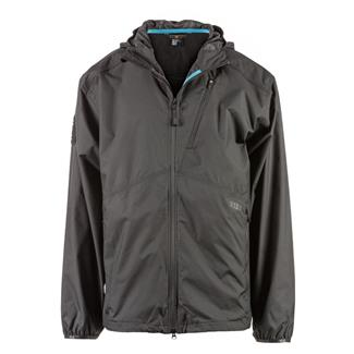 5.11 Cascadia Windbreaker Jacket Black