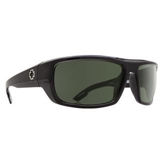 SPY Optic Bounty Black ANSI Rx (frame) / Happy Gray / Green Polarized (lens)