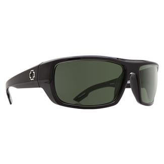 SPY Optic Bounty ANSI Rx Black ANSI Rx (frame) / Happy Gray / Green (lens)