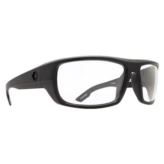SPY Optic Bounty Black ANSI Rx (frame) / Clear (lens)