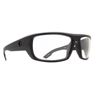 SPY Optic Bounty Black ANSI Rx (frame) / Clear (lens)
