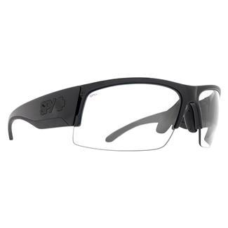 SPY Optic Flyer ANSI Rx Matte Black ANSI Rx (frame) / Clear (lens)