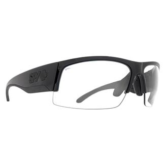 SPY Optic Flyer Matte Black ANSI Rx (frame) / Clear (lens)