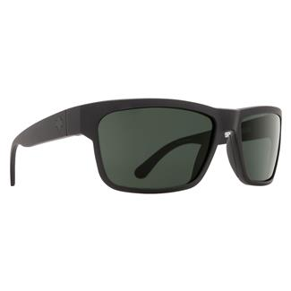 SPY Optic Frazier Matte Black (frame) / Happy Gray / Green (lens)
