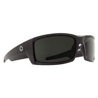 SPY Optic General Black ANSI Rx (frame) / Happy Gray / Green (lens)