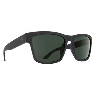 SPY Optic Haight 2 Soft Matte Back (frame) / Happy Gray / Green (lens)