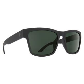 SPY Optic Haight 2 Soft Matte Back (frame) / Happy Gray / Green (lens)