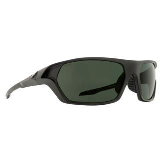 SPY Optic Quanta 2 Matte Black ANSI Rx (frame) / Happy Gray / Green (lens)