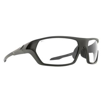 SPY Optic Quanta 2 Matte Black ANSI Rx (frame) / Clear (lens)