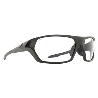 SPY Optic Quanta 2 Matte Black ANSI Rx (frame) / Clear (lens)