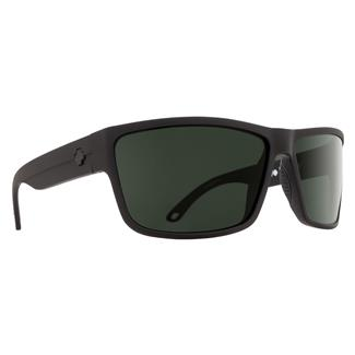 SPY Optic Rocky Matte Black (frame) / Happy Gray / Green (lens)