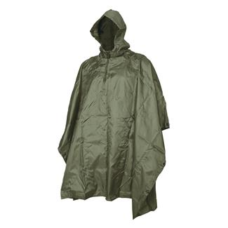5ive Star Gear GI Spec Military Poncho Olive Drab