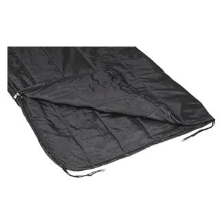 5ive Star Gear Woobie 3-in-1 Survival Blanket Black