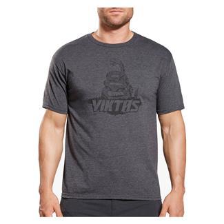 Viktos Treadnaught T-Shirt Charcoal Heather