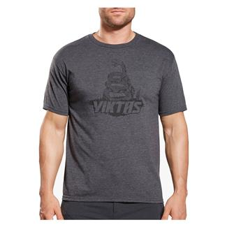 Viktos Treadnaught T-Shirt Charcoal Heather