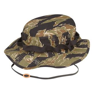 TRU-SPEC Cotton Ripstop Boonie Hat Vietnam Tiger Stripe