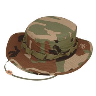 TRU-SPEC Cotton Ripstop Boonie Hat Woodland c224fd131d4