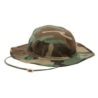 TRU-SPEC Nylon / Cotton Ripstop Gen II Adjustable Boonie Woodland
