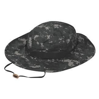 TRU-SPEC Poly / Cotton Ripstop Wide Brim Boonie Hat Urban Digital