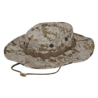 TRU-SPEC Poly / Cotton Ripstop Wide Brim Boonie Hat Desert Digital