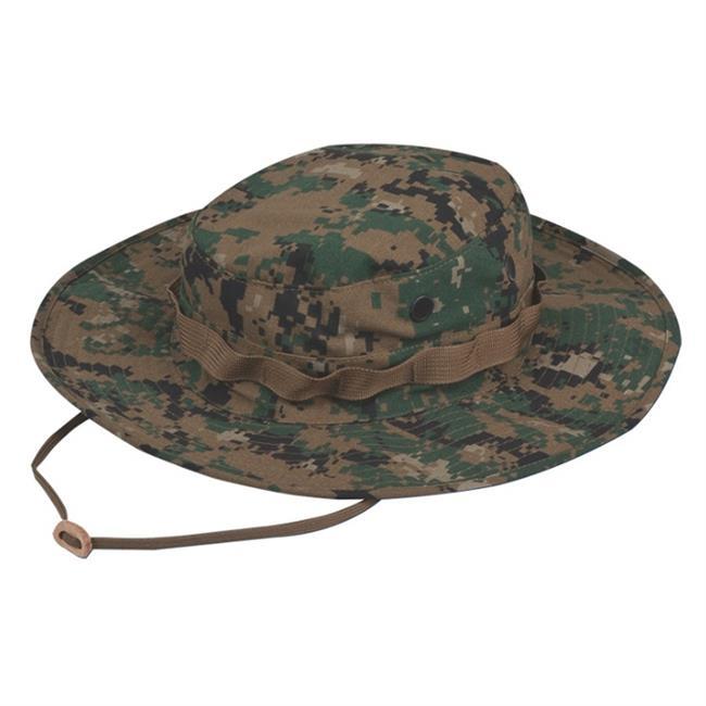 TRU-SPEC Poly   Cotton Twill Wide Brim Boonie Hat  4719da6489b1