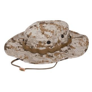 TRU-SPEC Poly / Cotton Twill Wide Brim Boonie Hat Desert Digital