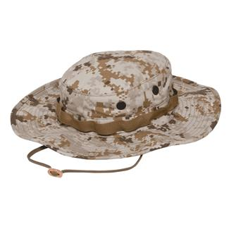 TRU-SPEC Poly / Cotton Twill Wide Brim Boonie Hat Desert Digital