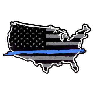 TG TBL USA Sticker