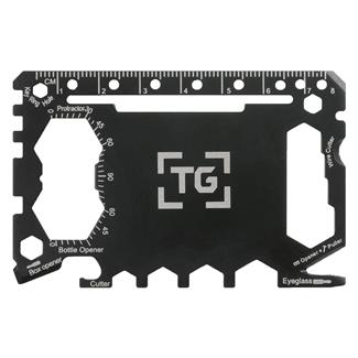 TG Multi-Tool Card Black