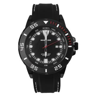 Humvee Sportsman's Watch Black