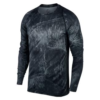 NIKE Pro Long Sleeve Dri-Fit Shirt Black